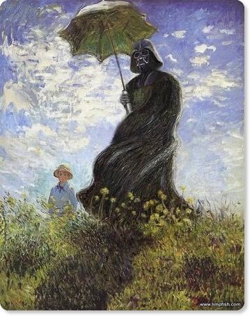 http://www.imagekind.com/Vader-with-Parasol_art?IMID=1391ad24-b3f2-4e93-8a1c-616ef81706d3