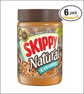 http://www.amazon.com/Skippy-Peanut-Butter-Natural-15-Ounce/dp/B001E4S8GO/ref=sr_1_1?t=slicinc-20&amp;tag=slicinc-20&amp;s=grocery&amp;ie=UTF8&amp;qid=1296237948&amp;sr=1-1