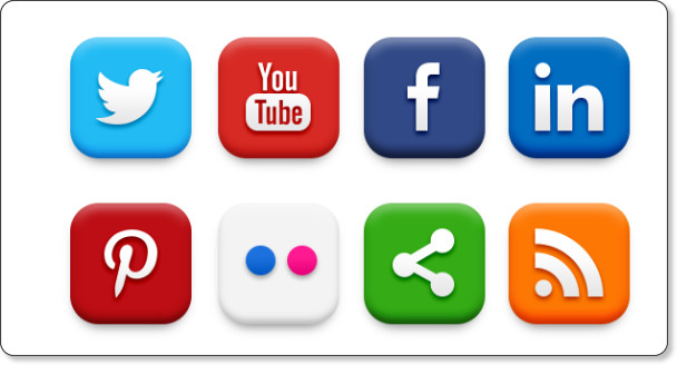 http://www.graphicsfuel.com/2013/03/popular-social-media-icons-psd-png/