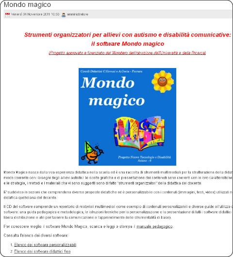 http://www.ferraramulticulturale.it/autismoscuola/index.php?option=com_content&view=article&id=49:mondo-magico&catid=35:software&Itemid=56