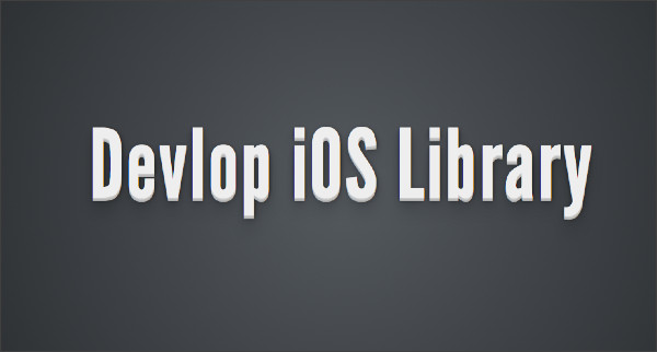 http://azu.github.io/slide/OCStudy/2013_August/devlop_ios_library.html#/