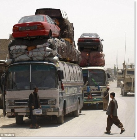 http://www.dailymail.co.uk/news/worldnews/article-1188853/Room-How-cars-delivered-Afghanistan.html