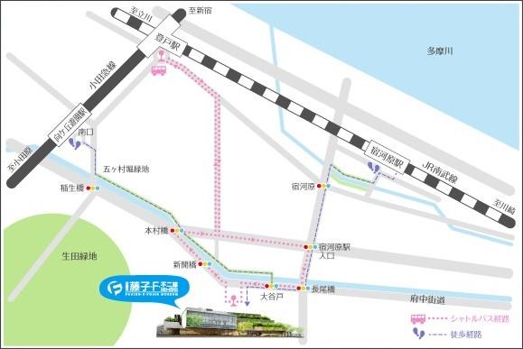 http://fujiko-museum.com/access/