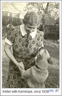 https://en.wikipedia.org/wiki/Helen_Keller#Akita_dog