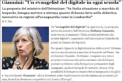 http://www.corrierecomunicazioni.it/pa-digitale/28325_giannini-un-evangelist-del-digitale-in-ogni-scuola.htm