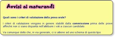 http://www.guidamaturita.it/avvisi/6.htm