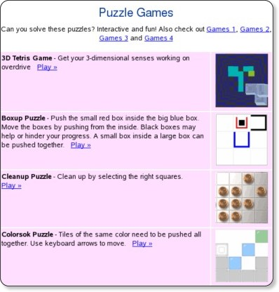 http://www.mathsisfun.com/games/puzzle-games.html