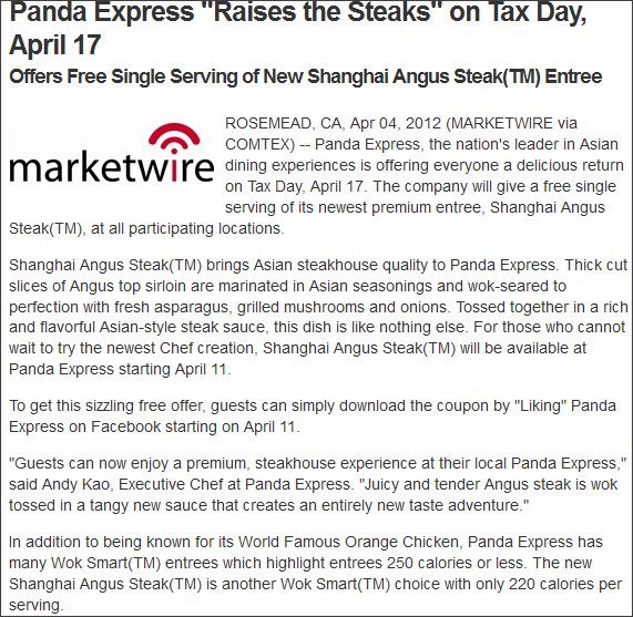http://www.marketwatch.com/story/panda-express-raises-the-steaks-on-tax-day-april-17-2012-04-04