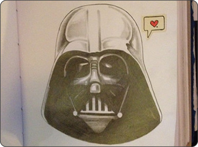 http://dribbble.com/shots/880140-Vader?list=searches&tag=starwars
