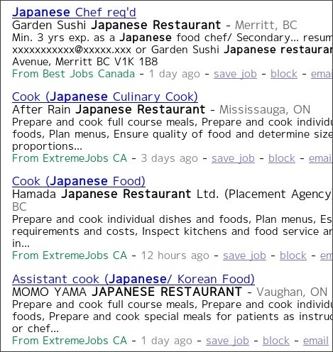 http://ca.indeed.com/Japanese-Restaurant-jobs