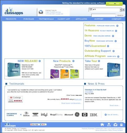 http://www.classapps.com/Index.asp