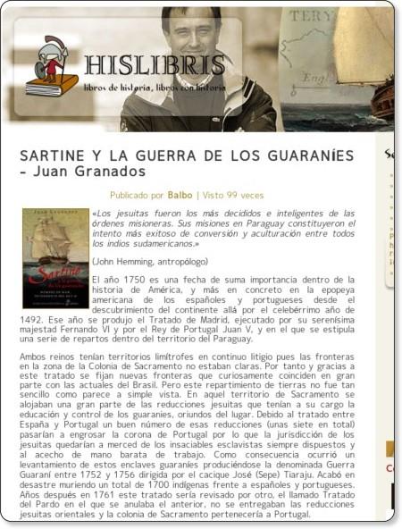 http://www.hislibris.com/sartine-y-la-guerra-de-los-guaranies-juan-granados/