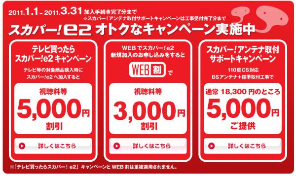 http://www.e2sptv.jp/campaign/campaign.html