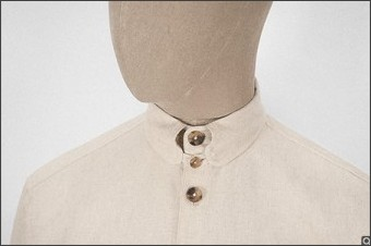 http://www.sehkelly.com/shop/shirts/ecru-heather-cotton-kelly-collar-shirt/
