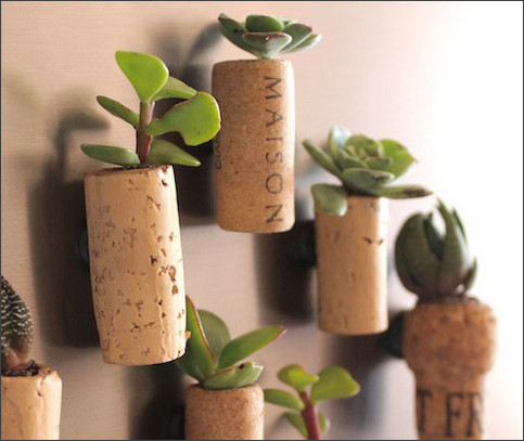 http://www.upcyclethat.com/cork-planters/3086/