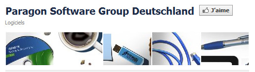 http://www.facebook.com/pages/Paragon-Software-Group-Deutschland/134137766612880?ref=ts