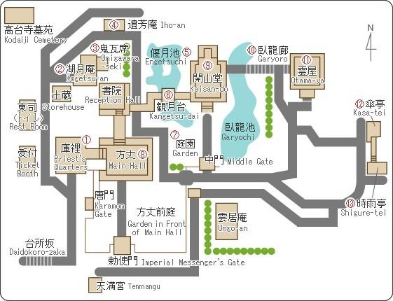 http://www.kodaiji.com/guide/annai.html#keidai