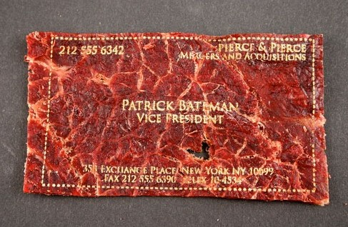 http://www.bitrebels.com/geek/laser-etched-beef-jerky-business-cards/