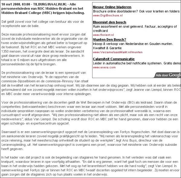 http://www.brabantsdagblad.nl/regios/tilburg/2790664/Personeel-ROCMBC-bijgeschoold.ece#