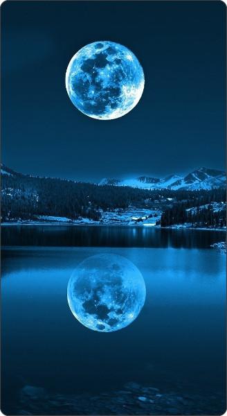 http://www.ilikewallpaper.net/iphone-5-wallpaper/Moon-in-Cold-Lakes/4917