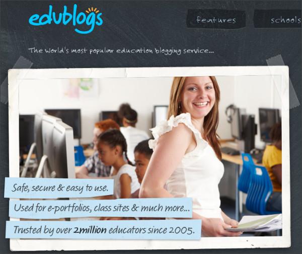 http://edublogs.org/
