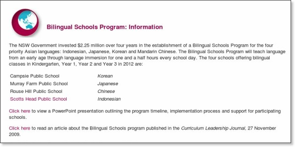 http://www.curriculumsupport.education.nsw.gov.au/secondary/languages/bilingual/information.htm