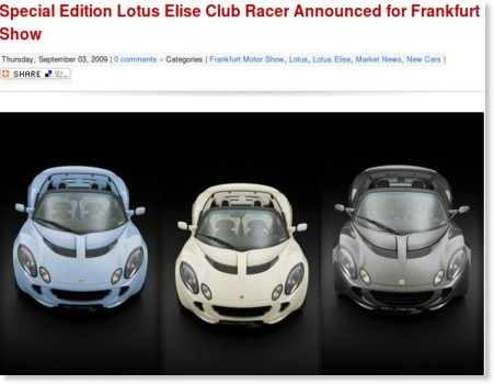 http://carscoop.blogspot.com/2009/09/special-edition-lotus-elise-club-racer.html