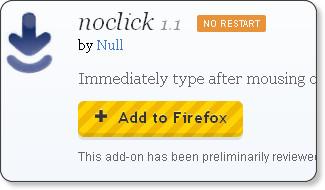 https://addons.mozilla.org/en-US/firefox/addon/noclick/