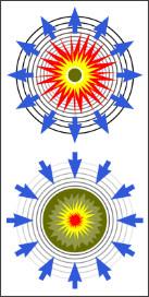 http://en.wikipedia.org/wiki/Implosion_(mechanical_process)