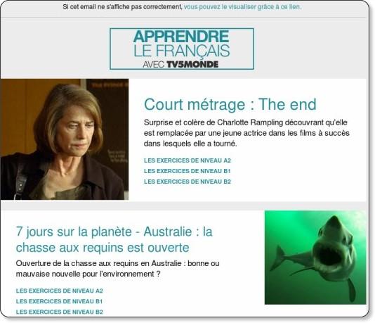 http://apprendre.tv5monde.com/fr/7-jours-sur-la-planete-et-court-metrage