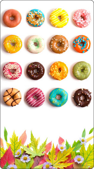 http://www.iphonehdwallpapers.net/home-screens/wallpapers-doughnut-frames