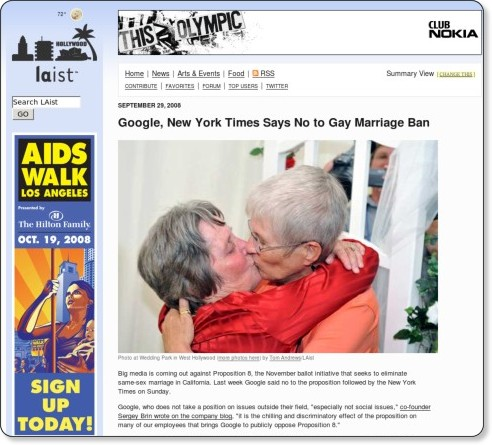 http://laist.com/2008/09/29/google_says_no_to_gay_marriage_ban.php