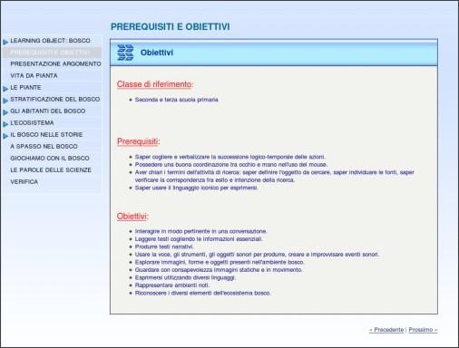 http://maestramia.altervista.org/prerequisiti_e_obiettivi.html