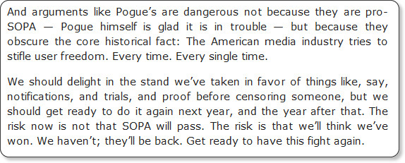 http://www.shirky.com/weblog/2012/01/pick-up-the-pitchforks-david-pogue-underestimates-hollywood/
