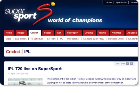 http://www.supersport.co.za/cricket/article.aspx?headline=IPL%20T20%20live%20on%20SuperSport&id=251628