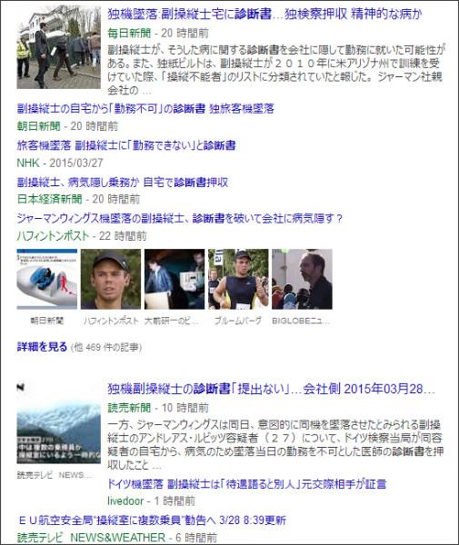https://www.google.co.jp/search?q=%E8%A8%BA%E6%96%AD%E6%9B%B8&ie=utf-8&oe=utf-8&hl=ja#q=%E8%A8%BA%E6%96%AD%E6%9B%B8&hl=ja&tbm=nws