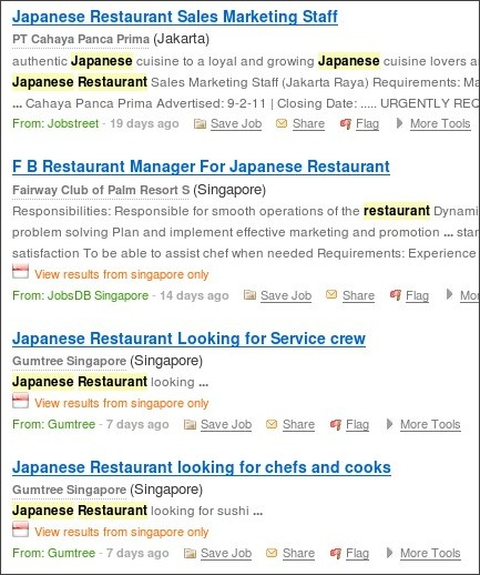 http://www.recruit.net/search-japanese+restaurant+-jobs