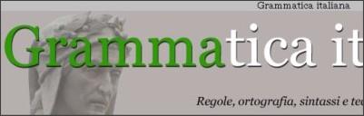http://www.grammaticaitaliana.eu/