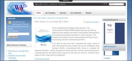http://waves.wavgroup.com/new-ways-to-leverage-mls-data
