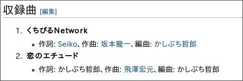 http://ja.wikipedia.org/wiki/%E3%81%8F%E3%81%A1%E3%81%B3%E3%82%8BNetwork