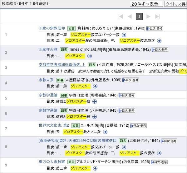 http://kindai.ndl.go.jp/search/searchResult?searchWord=%E3%82%BE%E3%83%AD%E3%82%A2%E3%82%B9%E3%82%BF%E3%83%BC