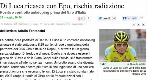 http://www.ansa.it/web/notizie/rubriche/altrisport/2013/05/24/Luca-ricasca-Epo-ora-rischia-radiazione-_8762886.html