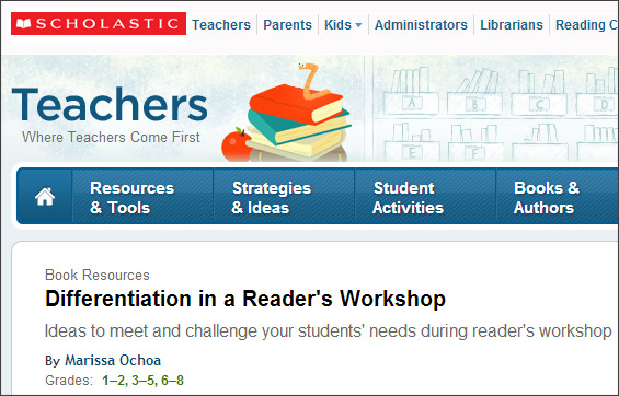 http://www.scholastic.com/teachers/article/differentiation-readers-workshop