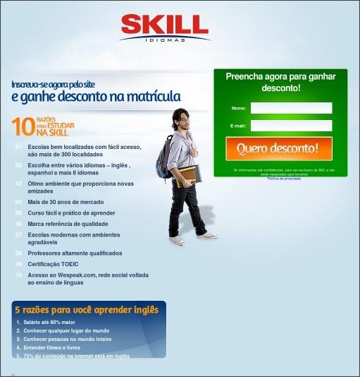 http://desconto.skill.com.br/