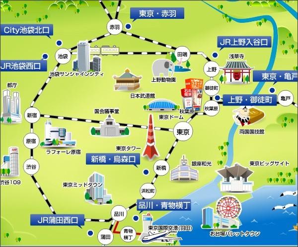 http://www.superhotel.co.jp/tokyo_map/