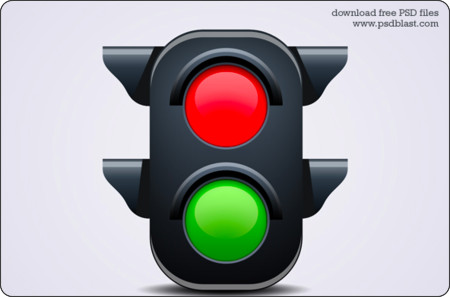 http://psdblast.com/traffic-light-icon-psd