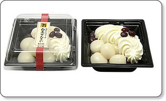 5az bor rou sha 【食べ物】クリームが美味しい!セブン新商品の白玉ぜんざいを食べてみました