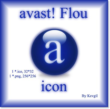 http://kevgil.deviantart.com/art/Avast-Flou-icone-39063495