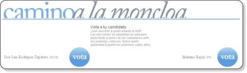 http://www.caminoalamoncloa.com
