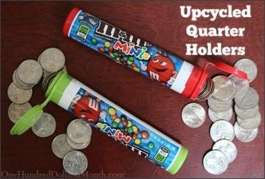 http://www.onehundreddollarsamonth.com/money-saving-tip-upcycled-quarter-holders/